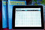 ephemeride astrology ephemeris