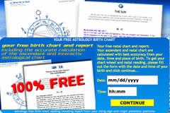 free birth chart online