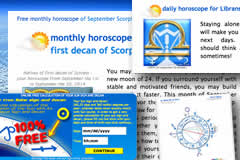 professional astrology web applications